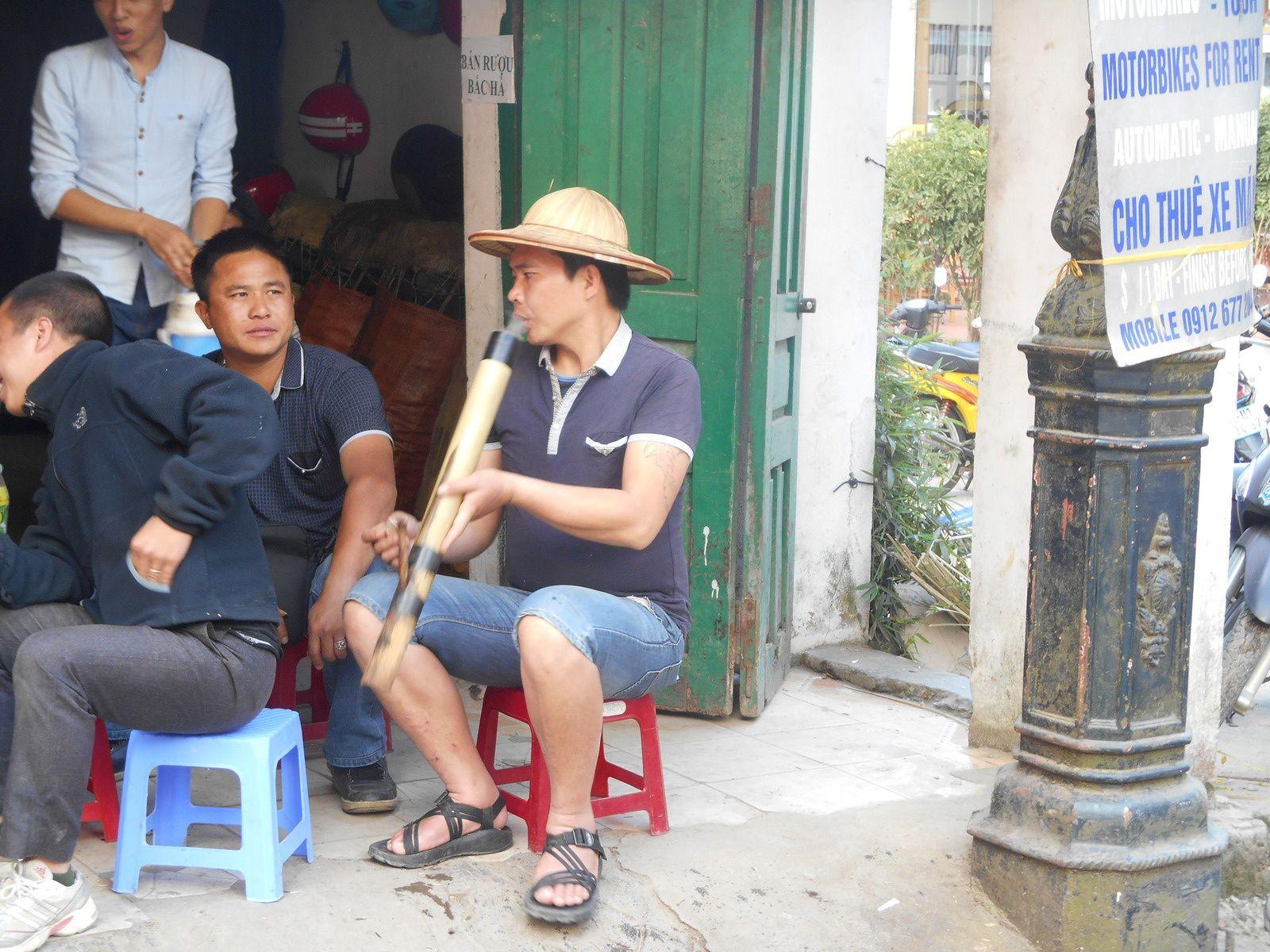 Viet Nam: 11ème journée - Sapa dans le nord du pays.