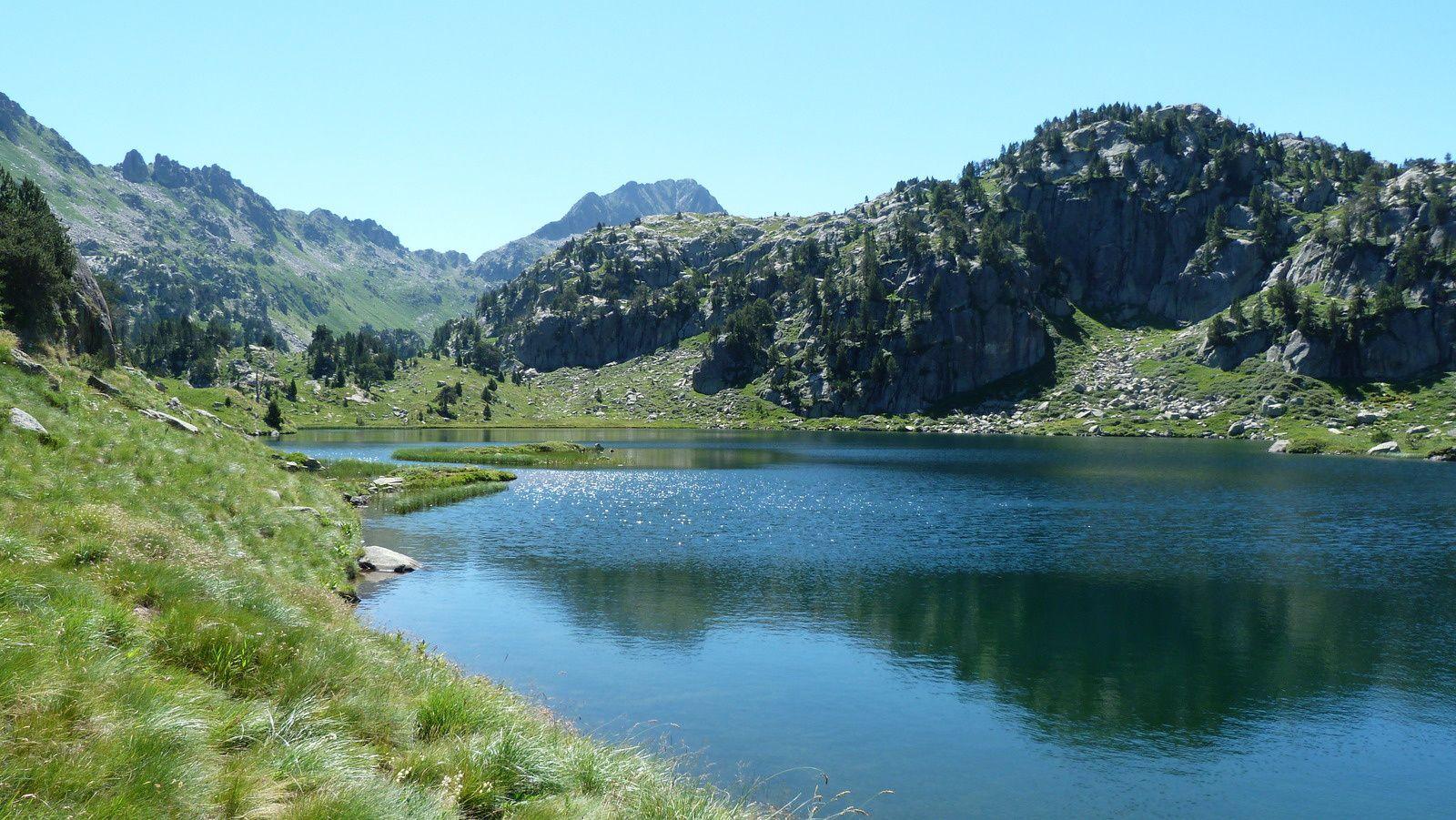 Le tour des lacs de Colomers