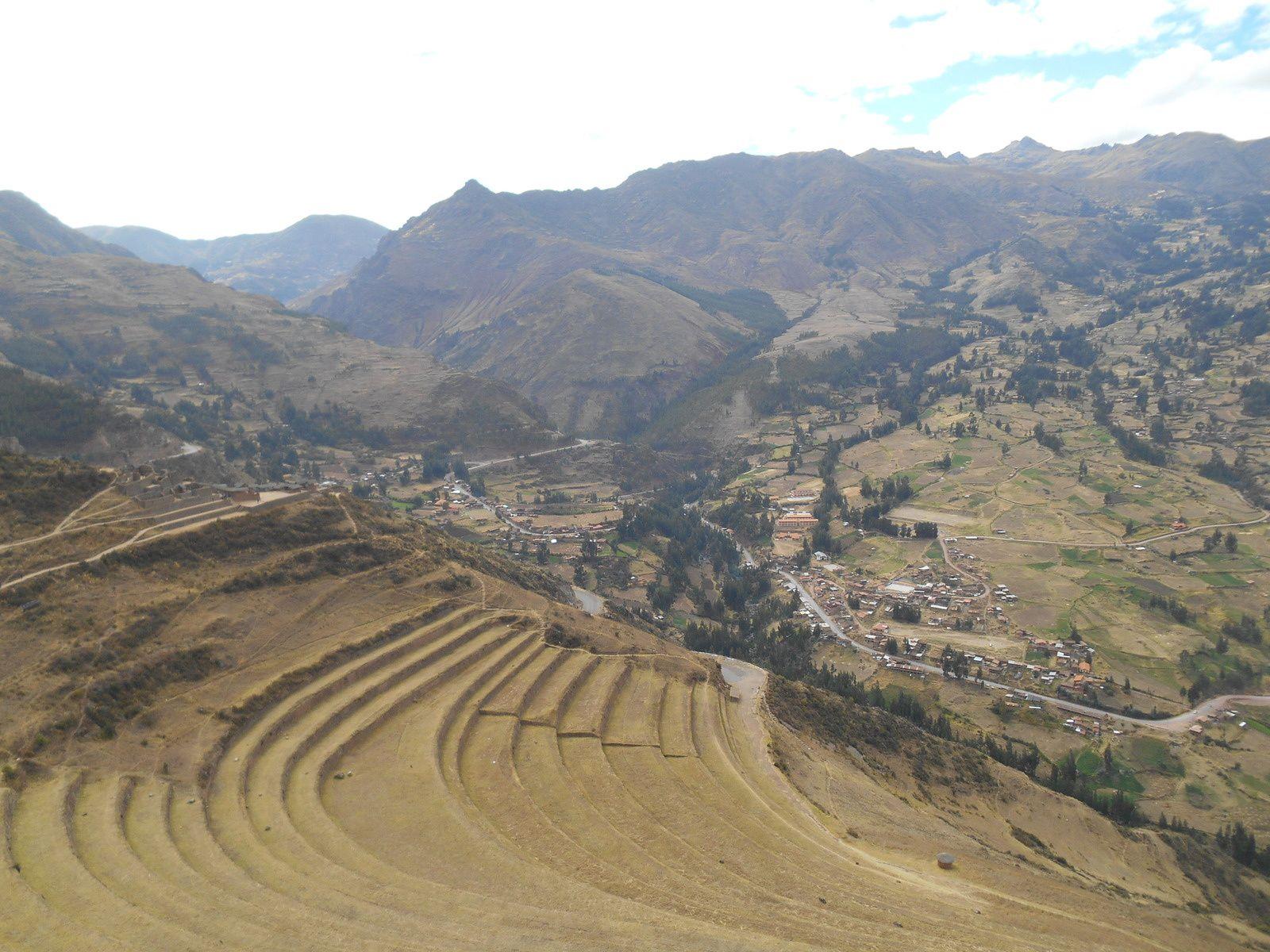 Jour 11: Le site archéologique Inca de Pisaq