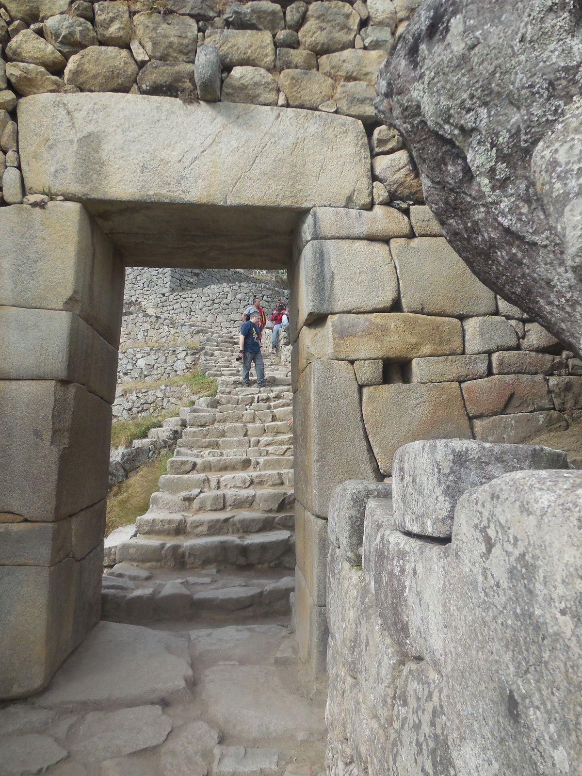 Jour 10: Le Machu Picchu