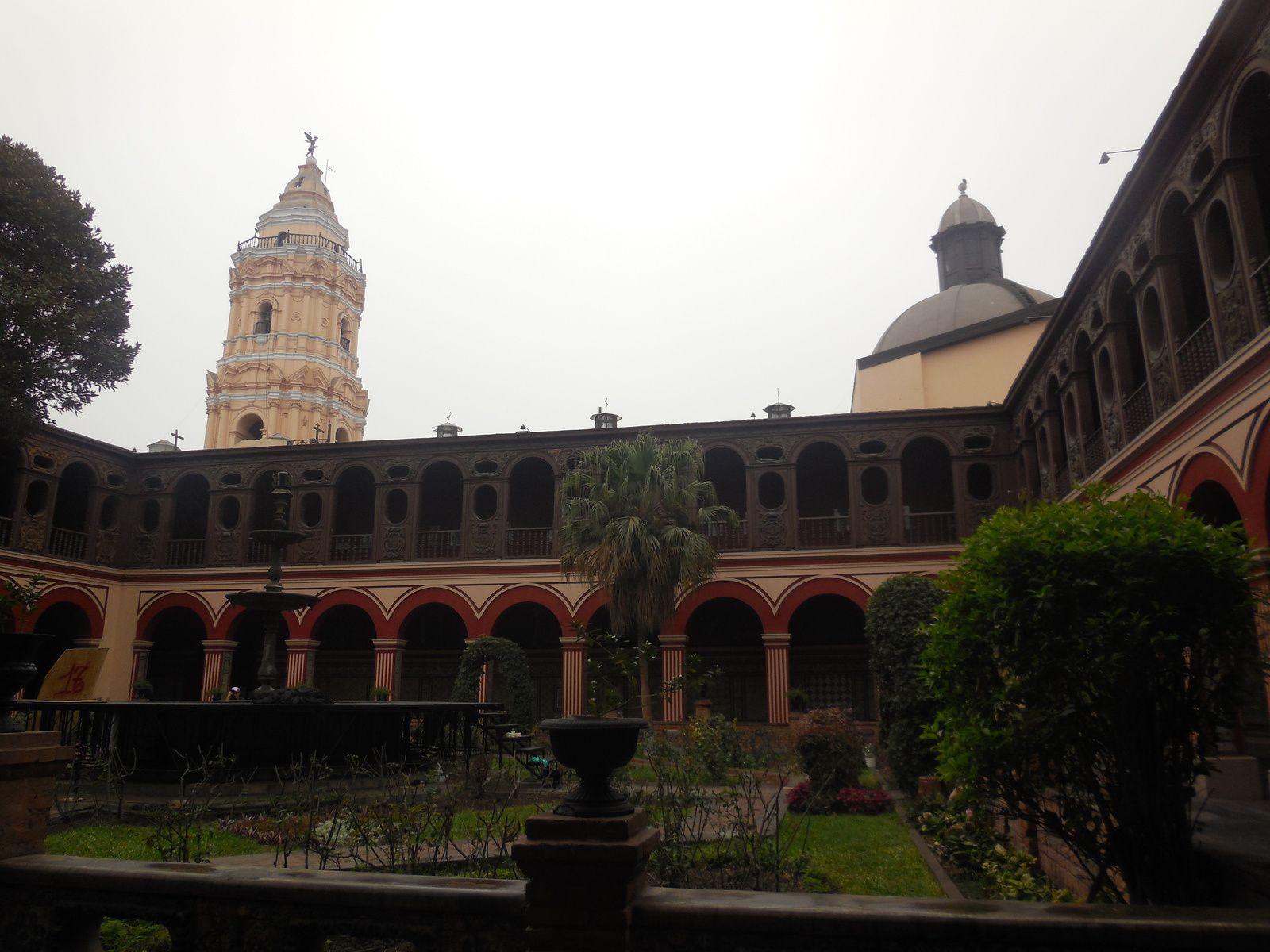Jour 13: Lima -La Capitale péruvienne-