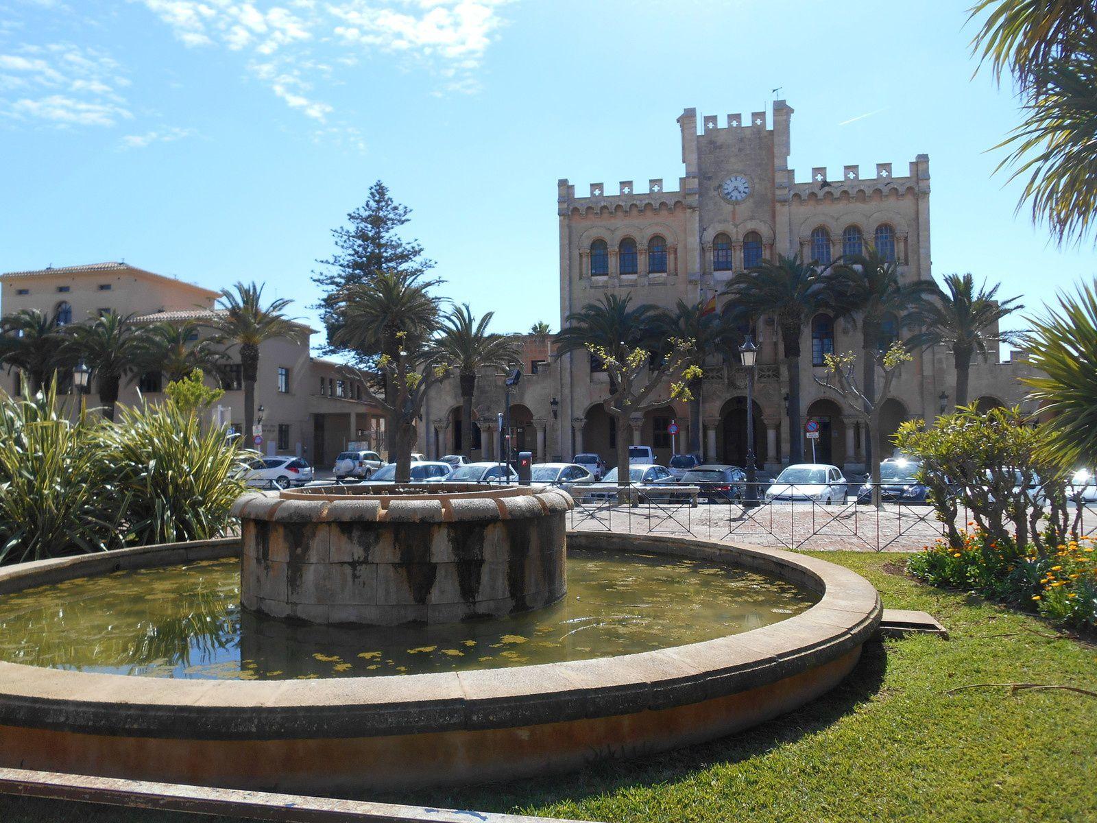 Minorque: Ciutadella (Ancienne capitale de l'île jusqu'au XVIIIe siècle)