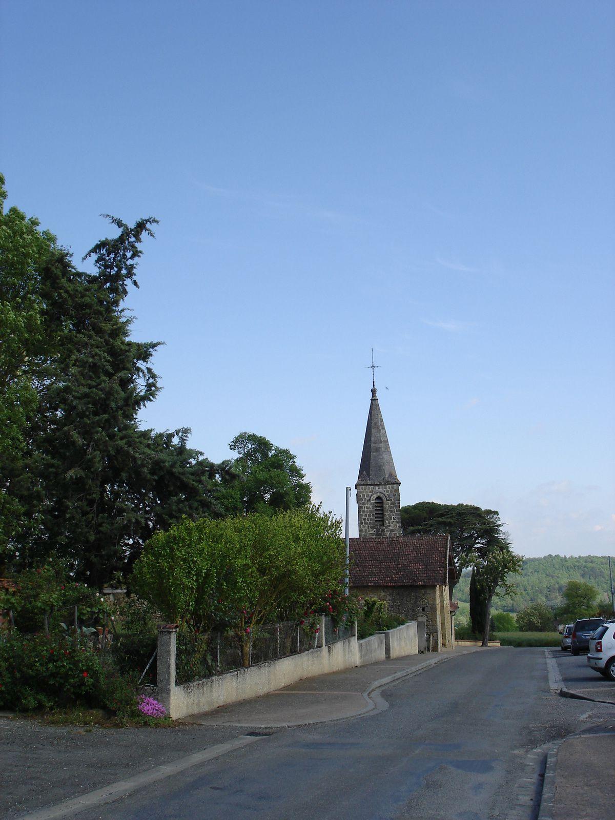 Randonnées dans le Gers: le PR2 au départ de Lasseran