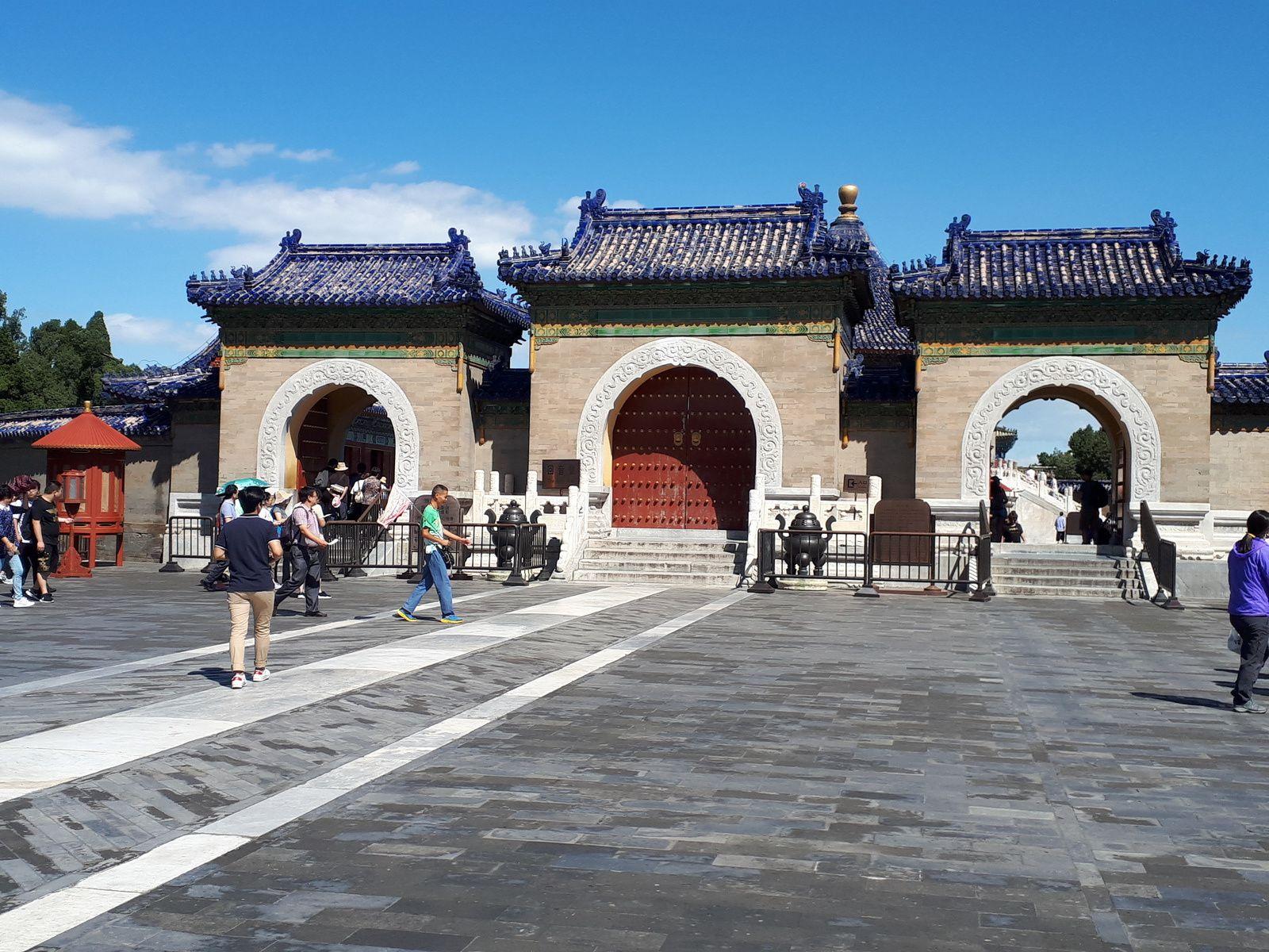 Chine: 1ère journée - Arrivée à Pékin (Beijing)