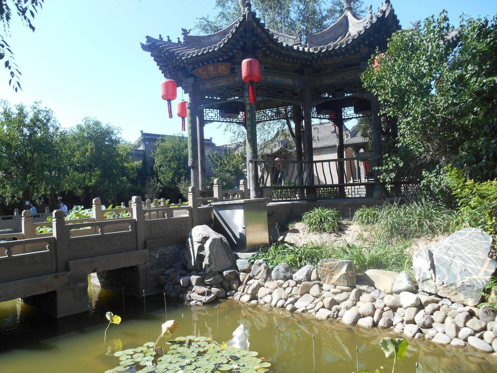 Chine: Jour 4- De Pékin à Pingyao.