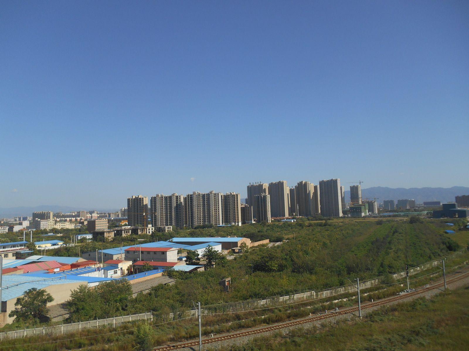 Chine: jour 5 (2ème partie)- De Pingyao à Xi'an