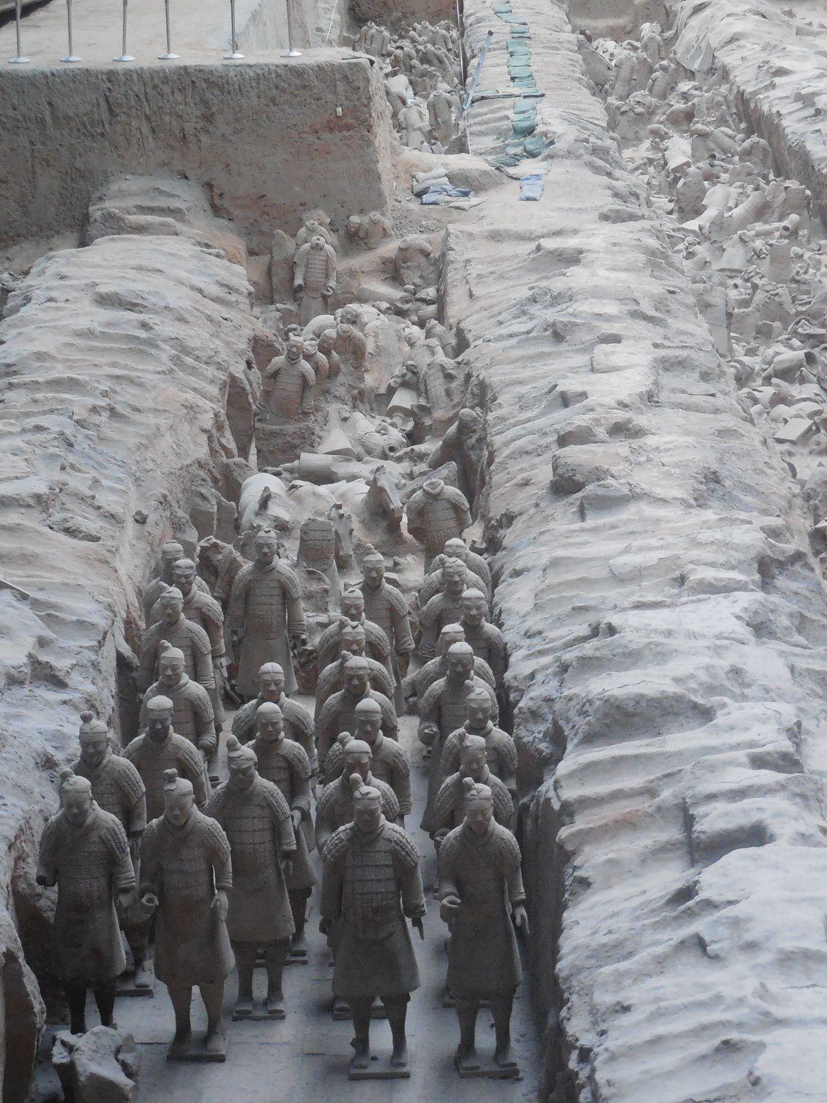 Chine: Jour 6 - Xi an: visite de la ville