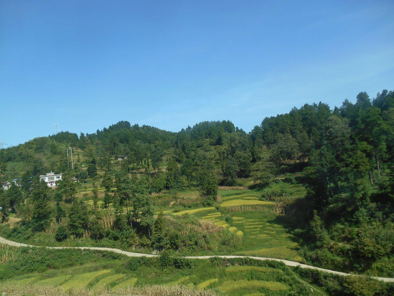 Chine: Jour 7 - De Xi'an à Kaili.