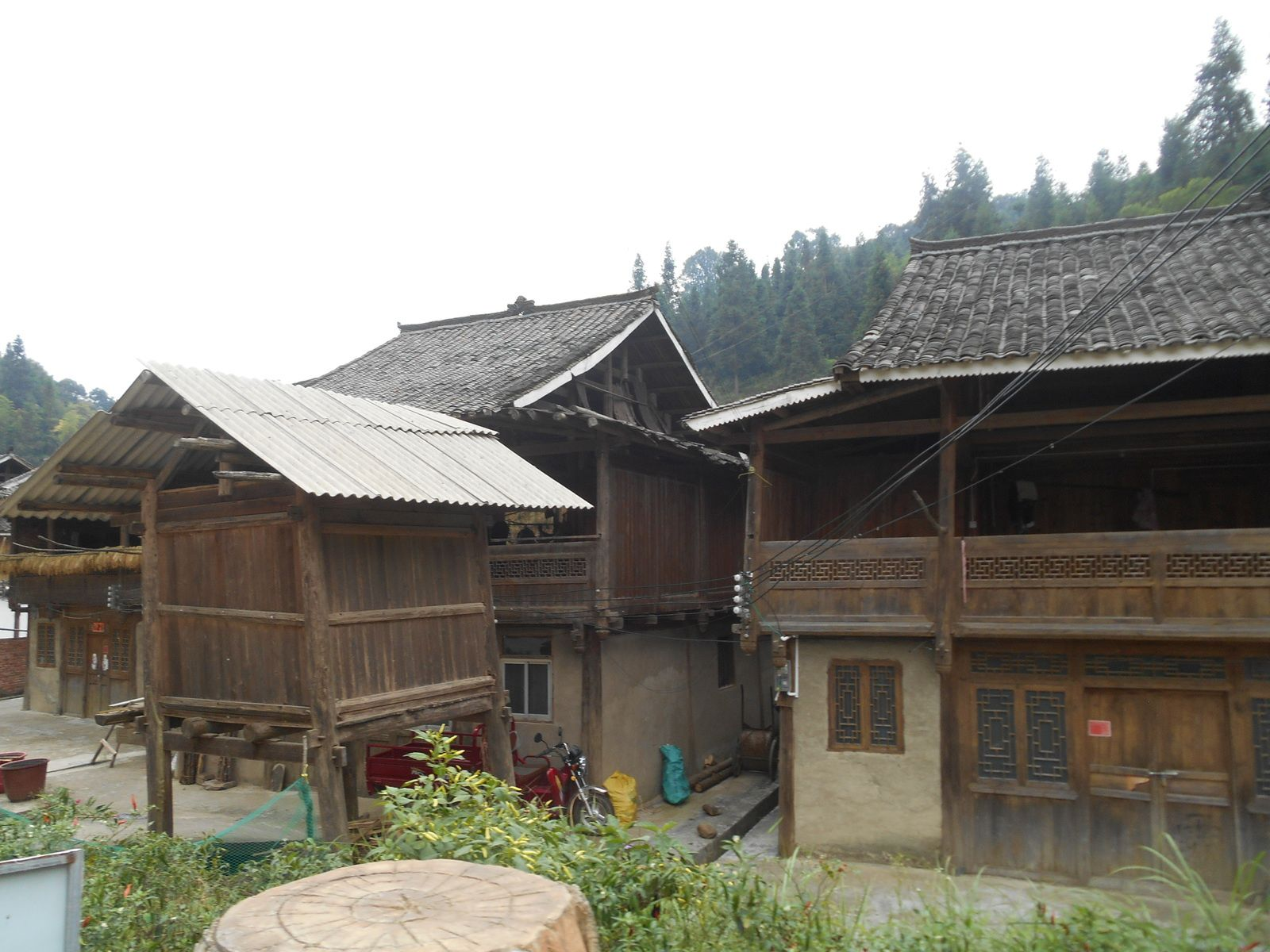Chine: jour 9- De Rongjiang à Zhaoxing (1)