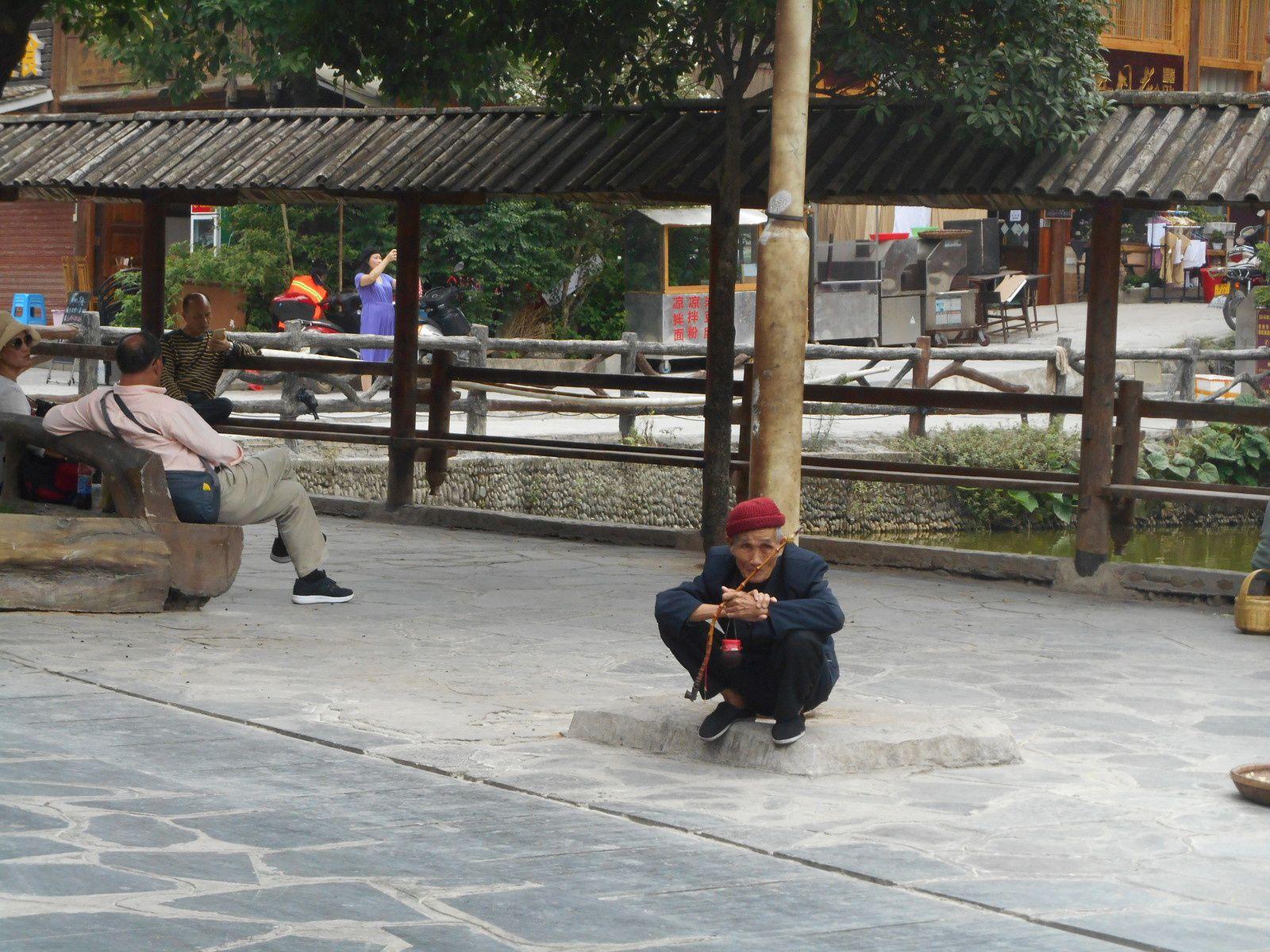 Chine: jour 9- De Rongjiang à Zhaoxing (2)