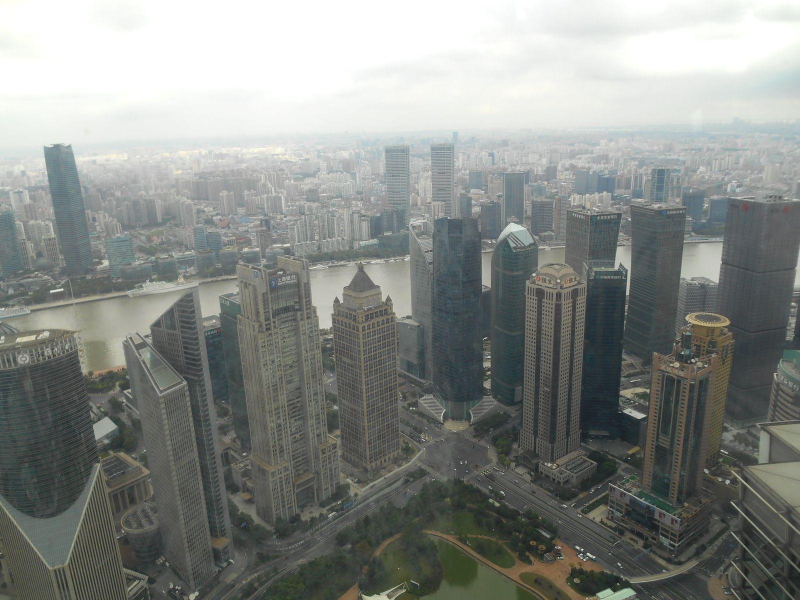 Chine: jour 14- Matinée à Shanghaï