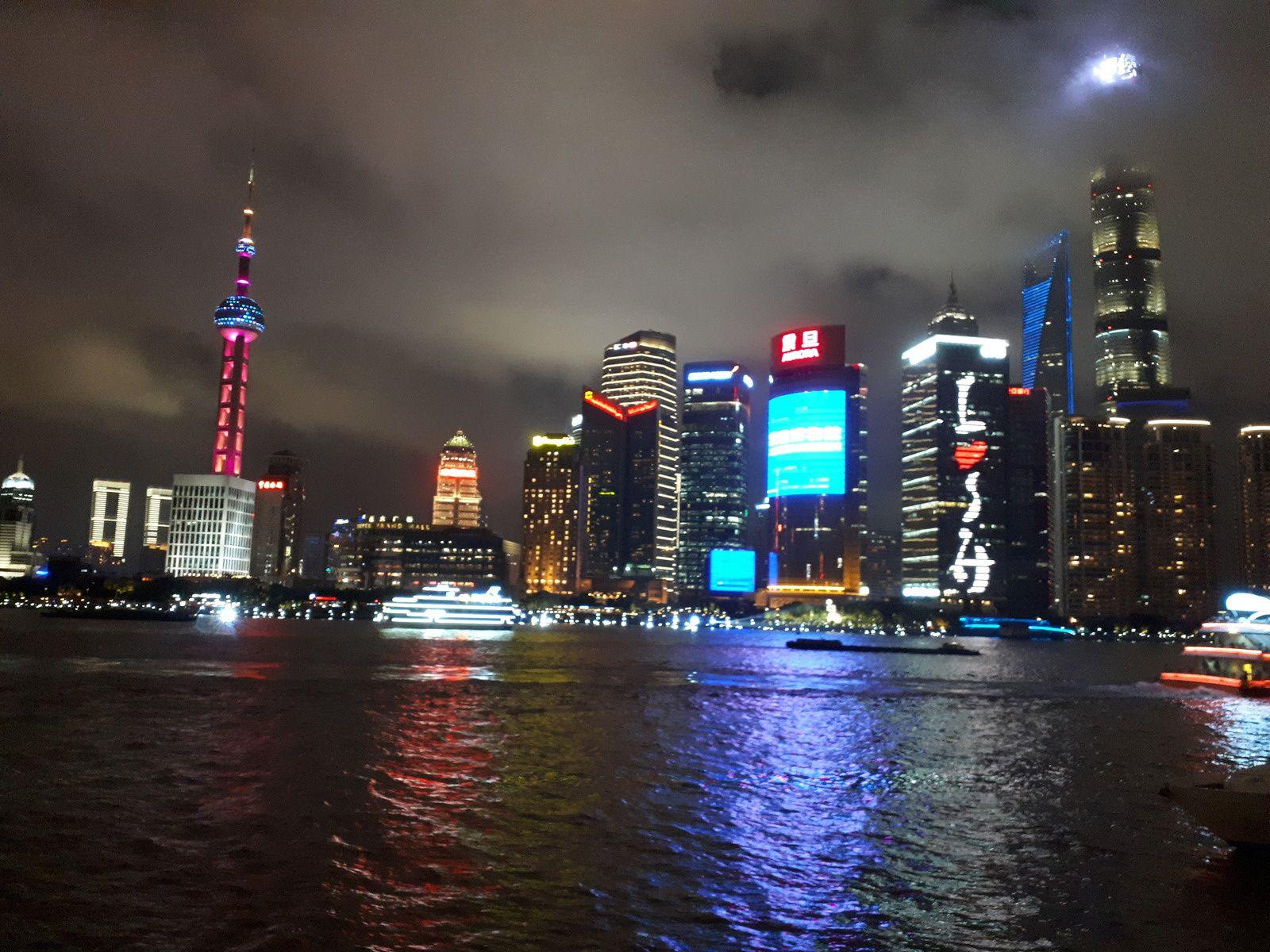 Chine: jour 14- Shanghaï (suite).