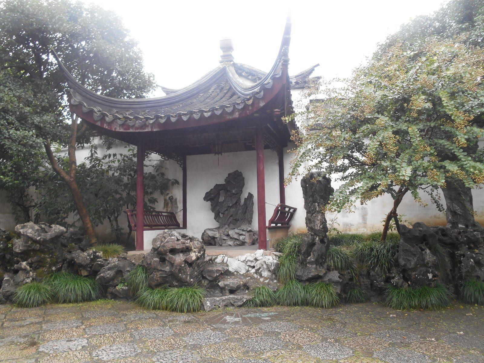 Chine: jour 15 - Suzhou