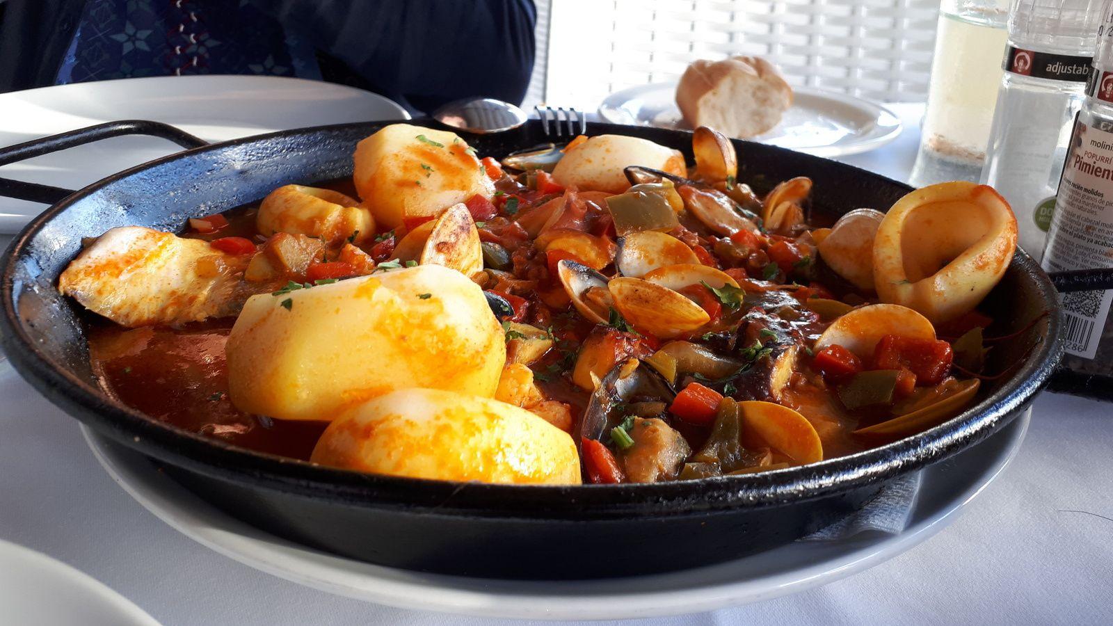 De très nombreux restaurants proches du port...