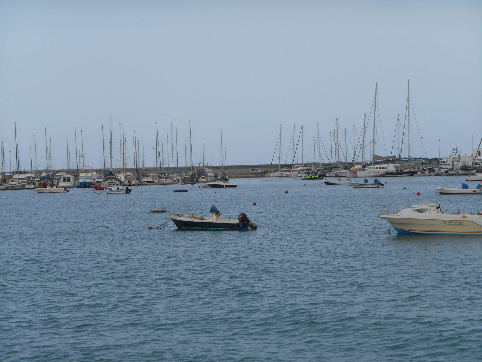 La ville de Corralejo - Île de Fuerteventura