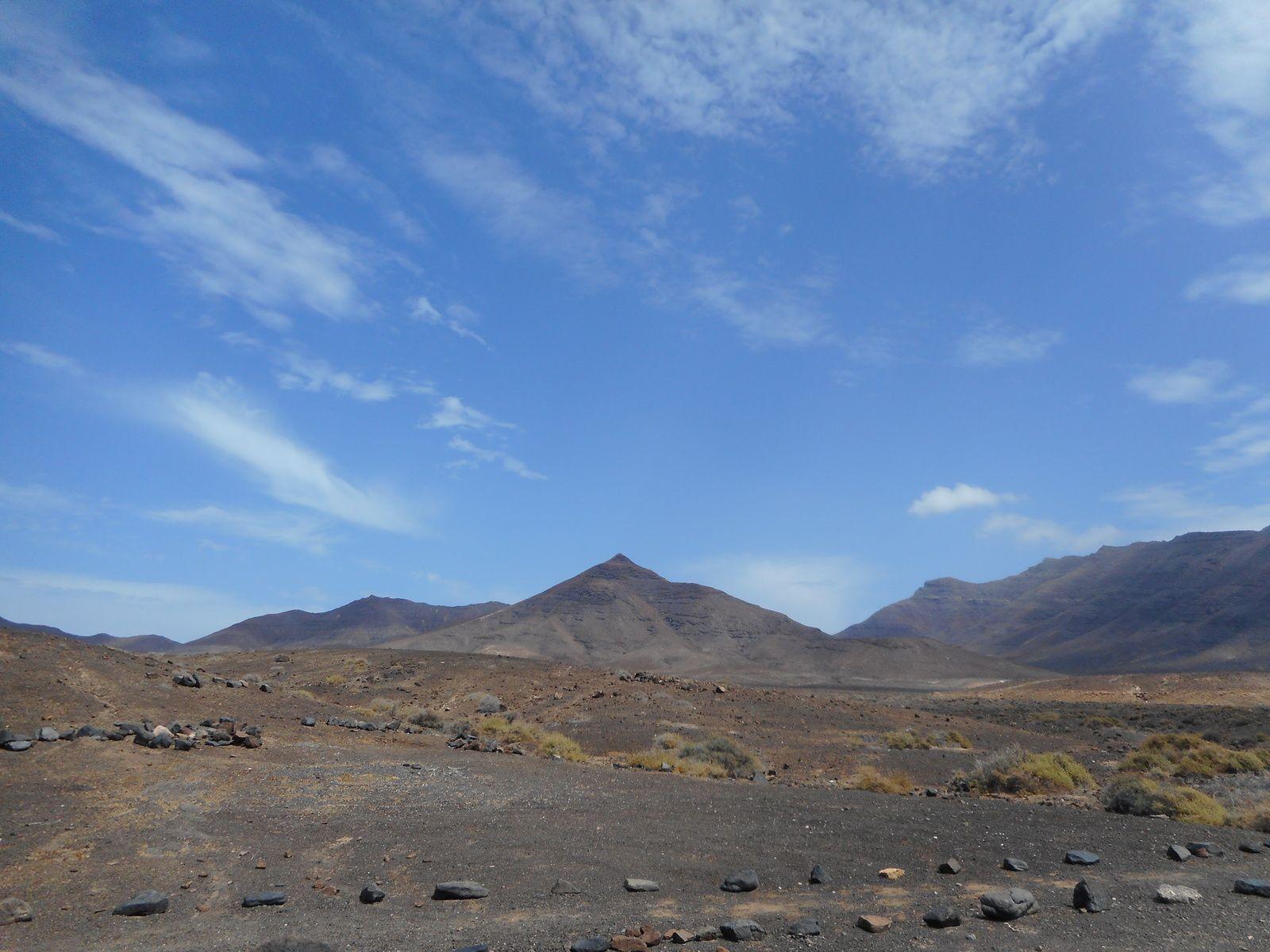 Le Sud de l'Île de Fuerteventura