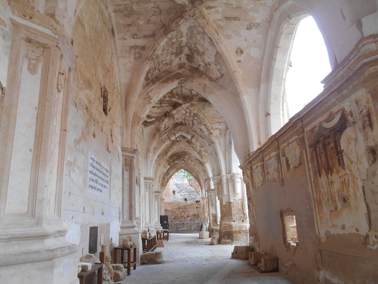 Le Monastère de Piedra - Province d'Aragon - Espagne