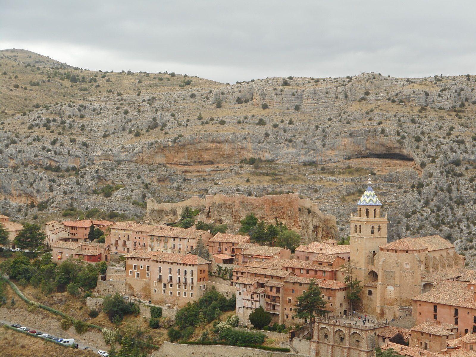 Albarracin : village médiéval en Aragon.