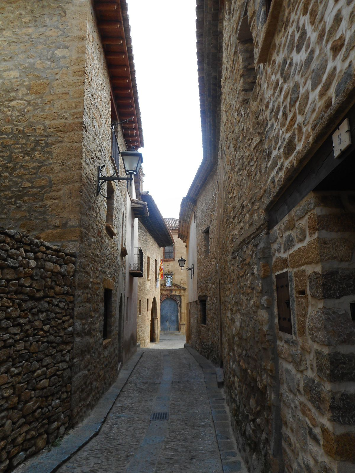 Petits villages de l'Aragon