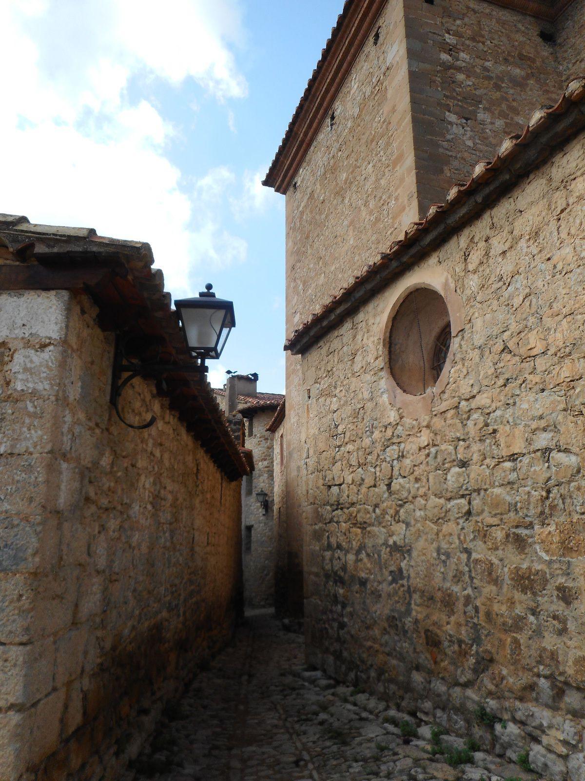 Petits villages de l'Aragon