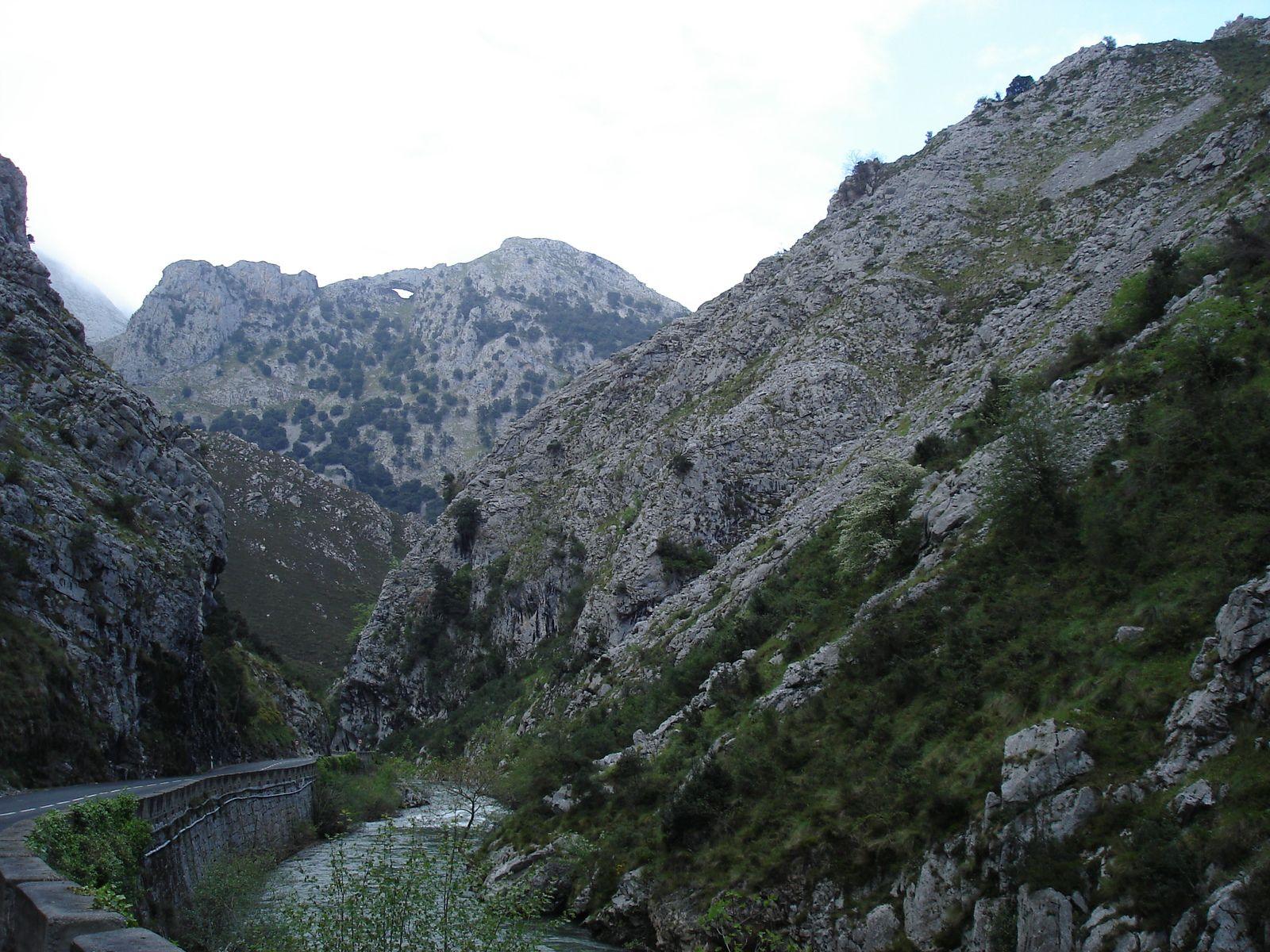 Province des Asturies et Cantabrie (Espagne) - 2 -