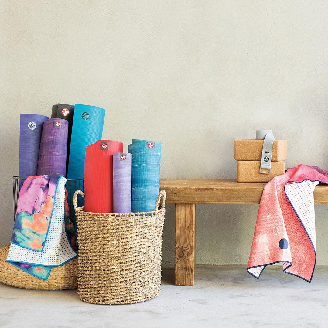 Un tapis de yoga pour matérialiser votre espace sport