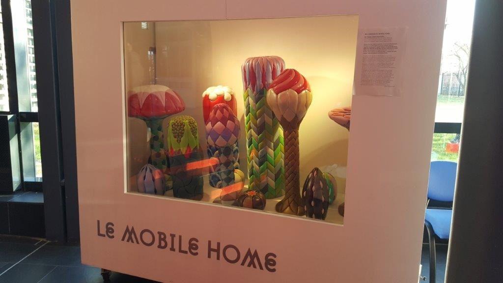 Vues d'expo - Mai Tabakian au Mobile Home - 8 octobre au 12 décembre 2016 - EMA - Vitry-sur-Seine