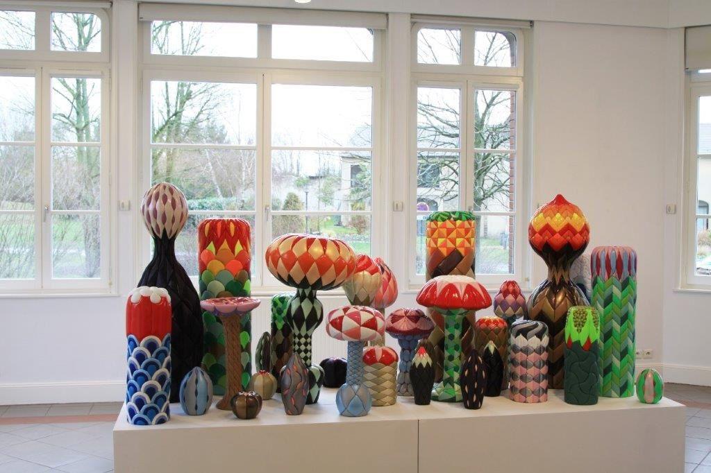 Garden Sweet Garden - Vues d'expo LA THÉORIE DU TOUT - L'ATELIER - Espace Arts Plastiques - Mitry-Mory