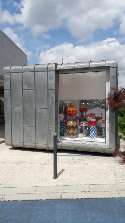 Garden Sweet Garden - exposition personnelle - vues d'expo - La borne - POCTB - Le Temps Machine - Joué-Lès-Tours
