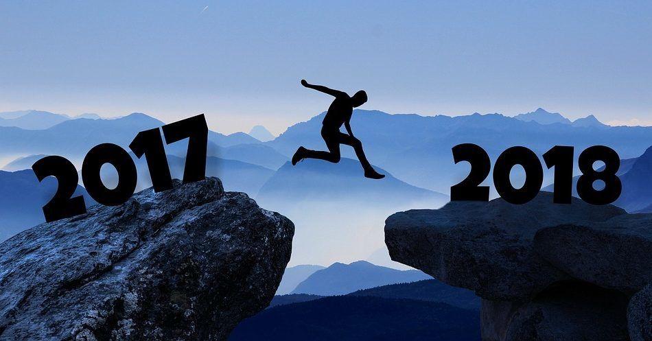 Nouvelle année... nouveau départ !