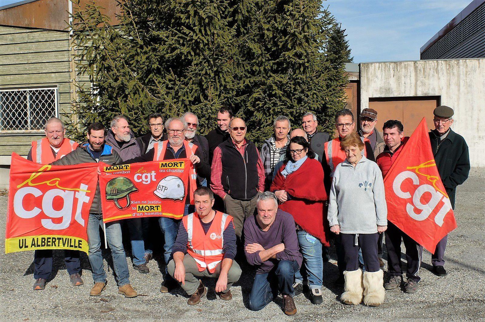 Les syndicalistes se sont réunis jeudi, pour leur assemblée générale