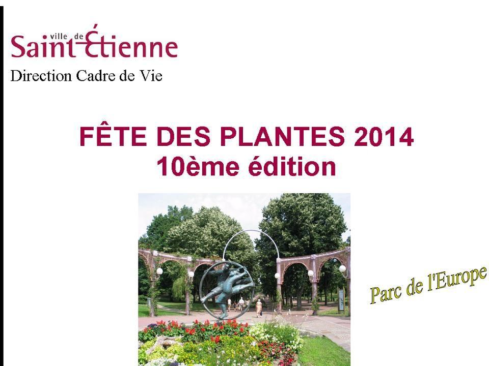Fête des plantes 2014