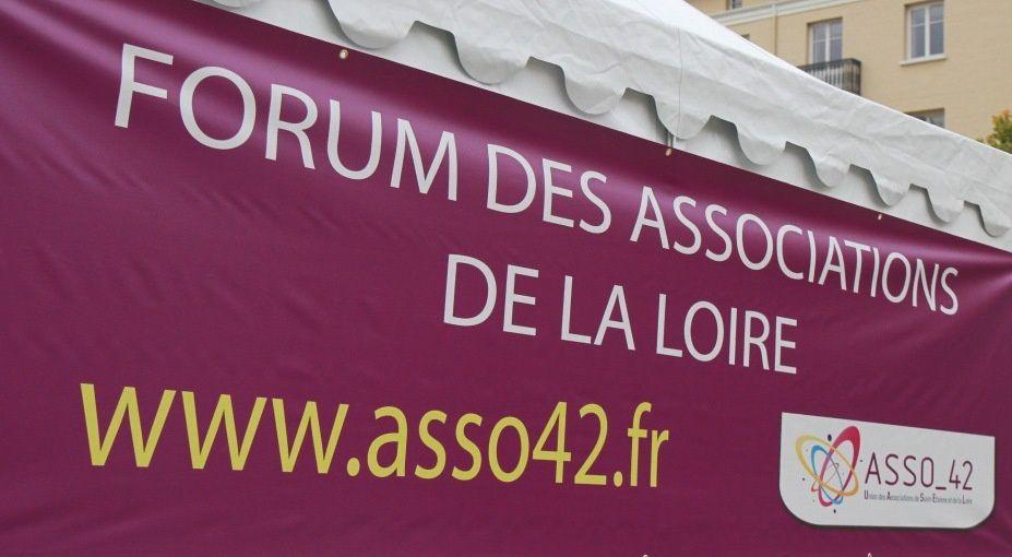 Les jardins Volpette au forum des associations de la Loire
