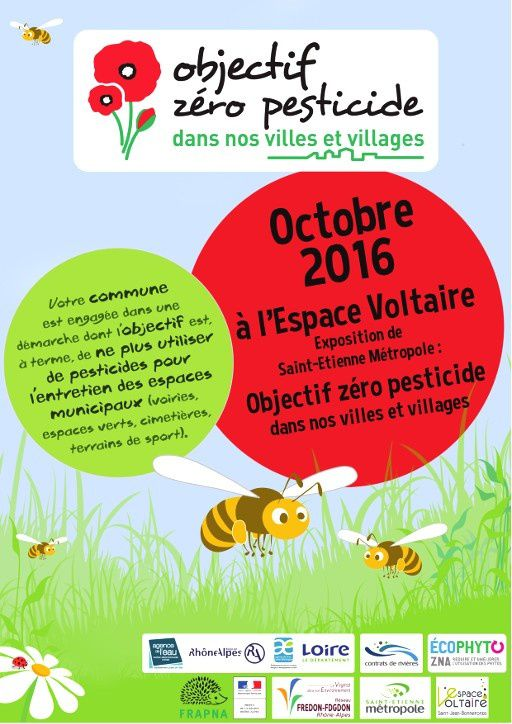 Exposition zéro pesticide à Saint-Jean-Bonnefonds