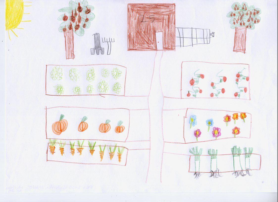 Résultats du concours de dessins d'enfants