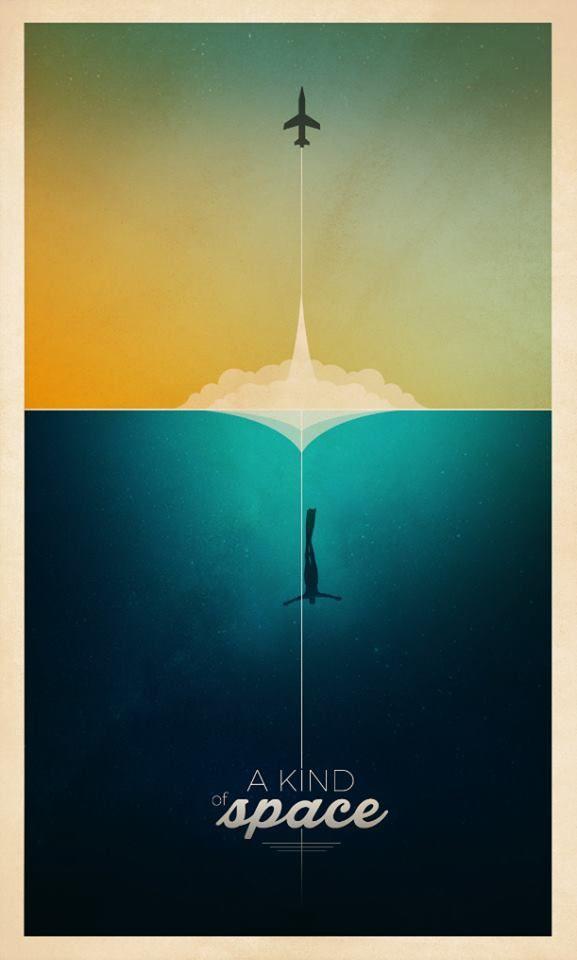 Laurent Noben dans ses oeuvres...Il a découvert par après que cette affiche était parfaite pour moi :-)