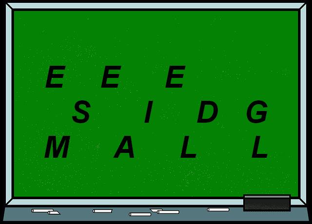 Petit jeu de lettres Lady 19