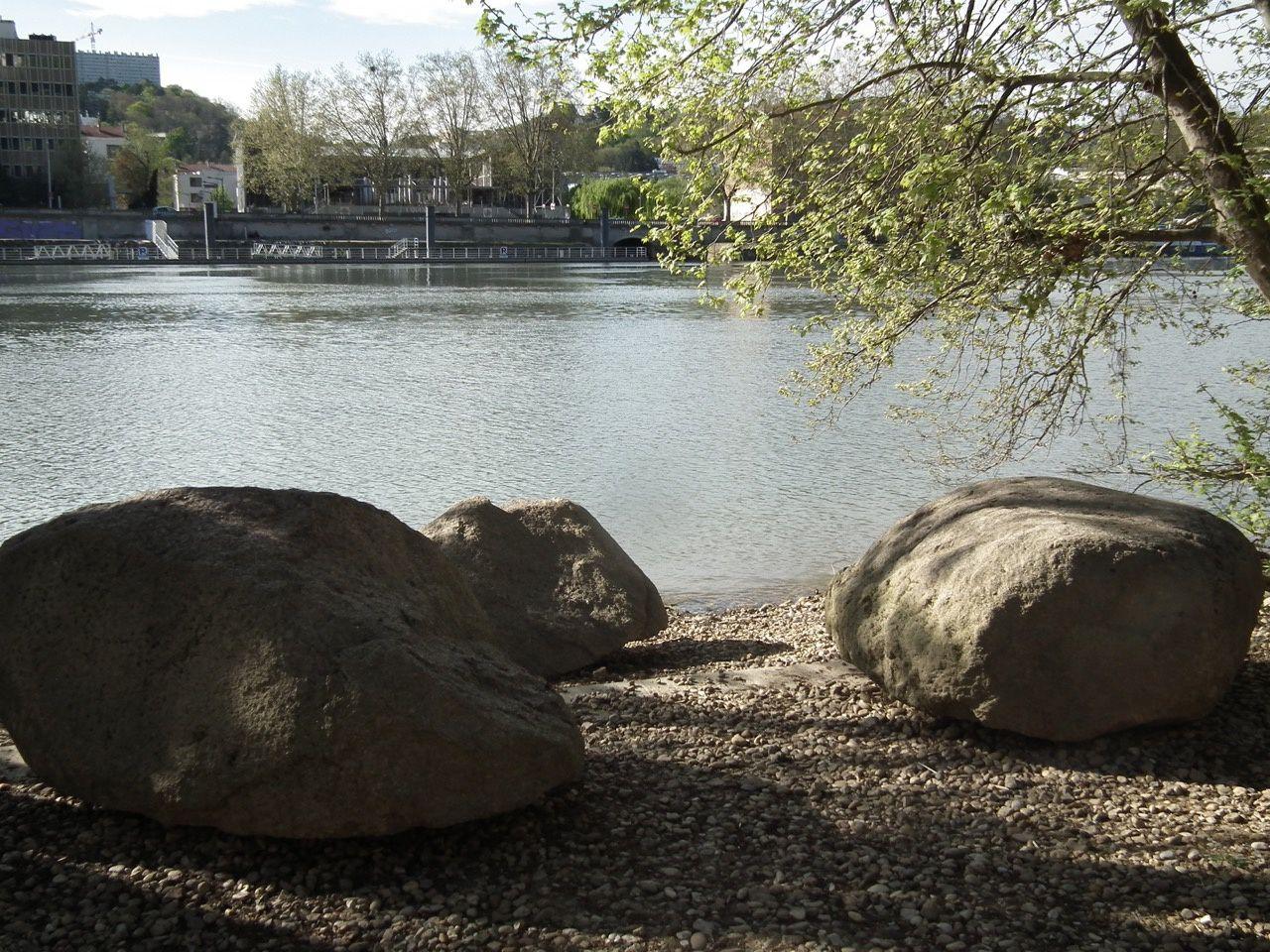 Des pas dans la ville... Saône/2