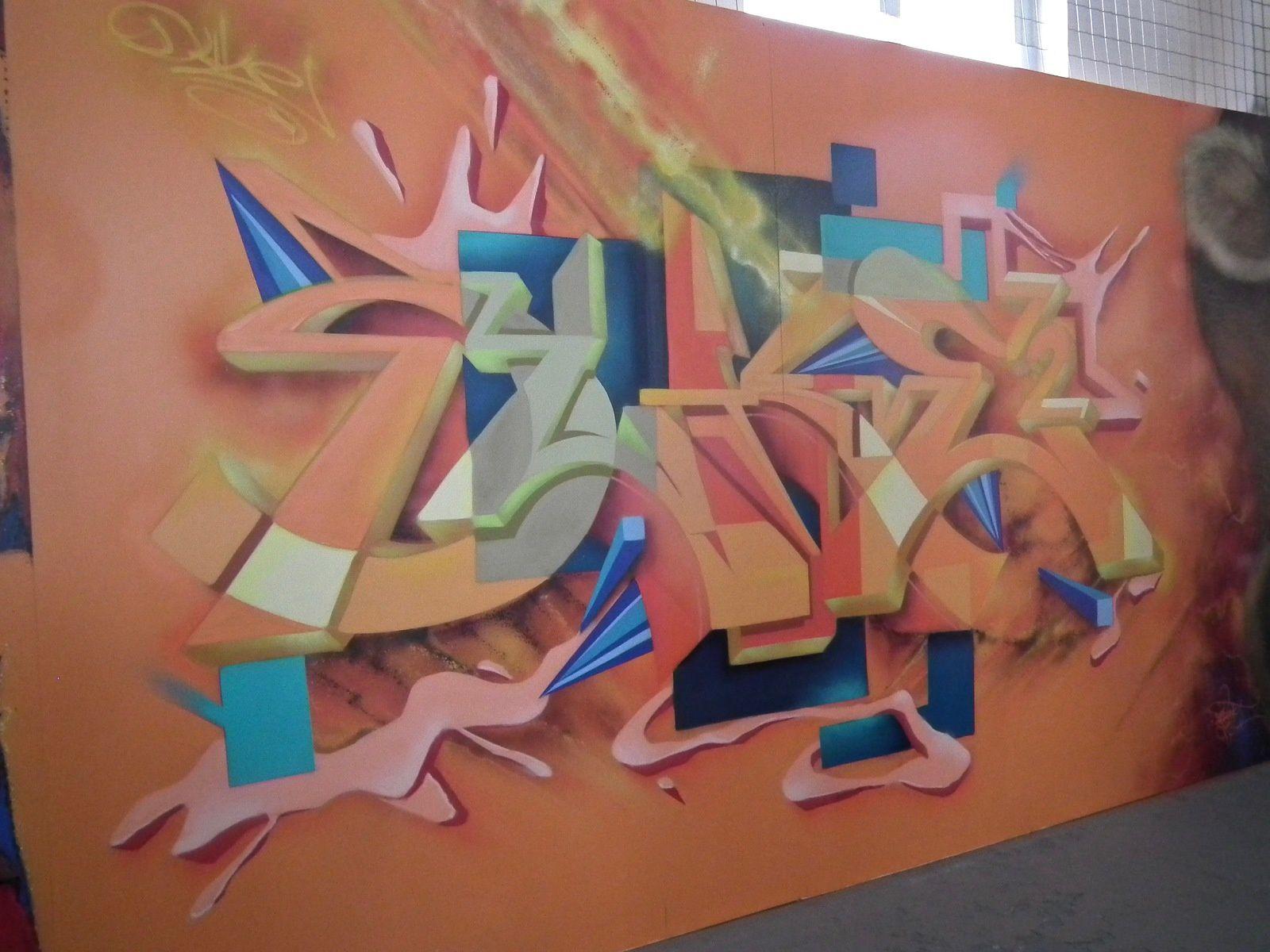 Exposition street art... 2