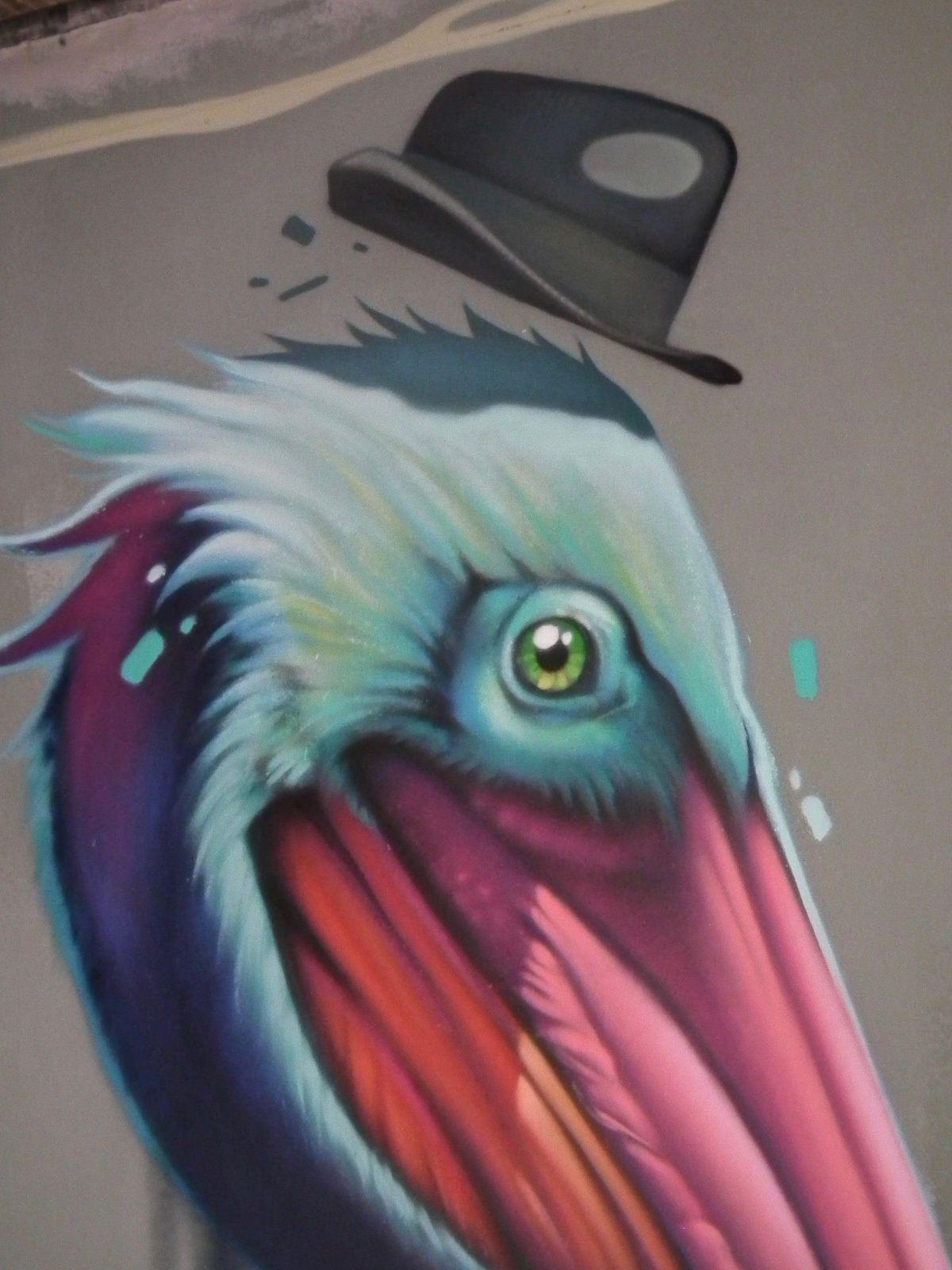 Expo street art...1