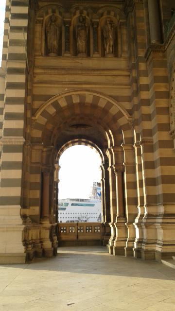 Bonjour de Marseille