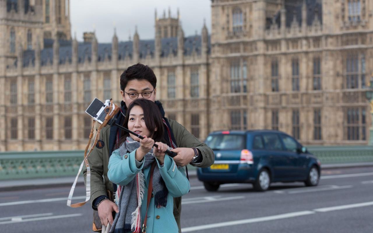 La Russie, nouvelle destination plébiscitée des touristes chinois