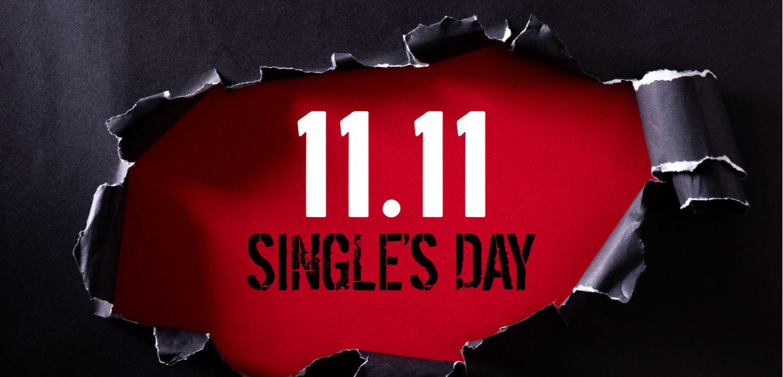 Le 11 novembre, c'est la fête des célibataires en Chine !