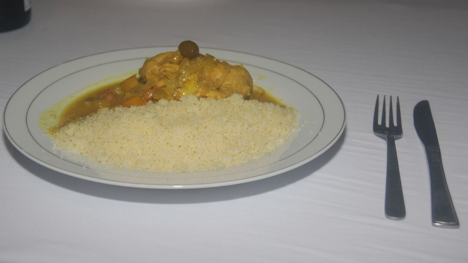 Repas de Tajine de poulet, un grand merci à Dany, Cheryl, Elisa.......
