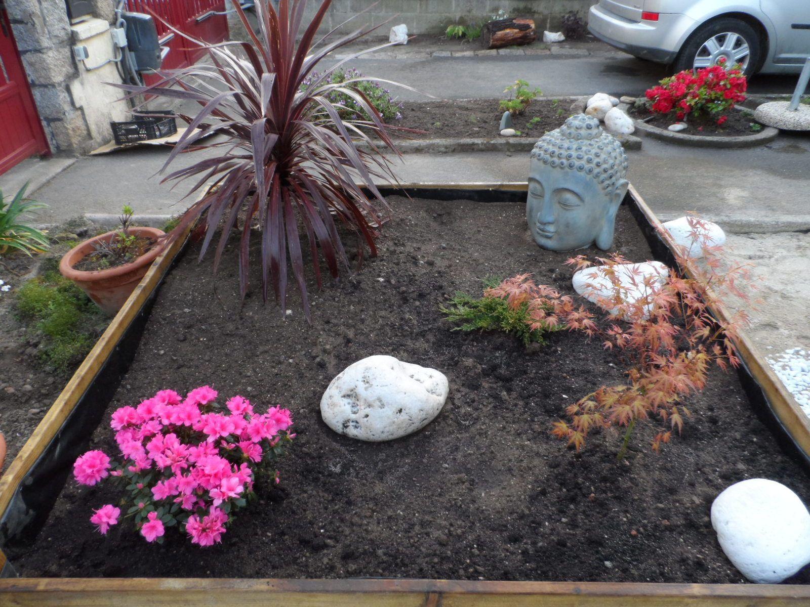 """Brise Vue Jardin Japonais j'ai fait mon """"jardin zen"""" - leblogdermine.over-blog"""