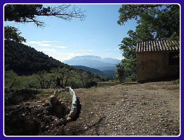 Raid en Drôme Provençale J1