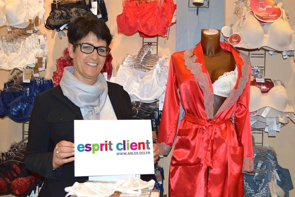 Portrait Esprit Client : TENDANCE BLEUET, Tarascon,