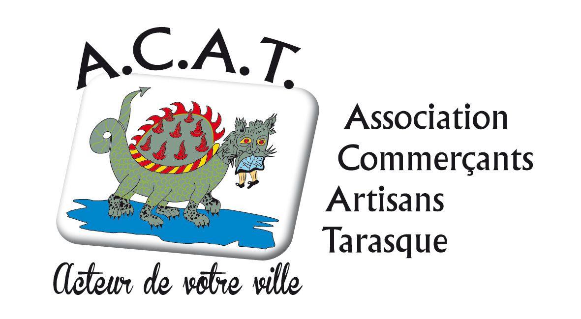 Suivez notre page facebook : A.C.A.T. Association Commerçants Artisans Tarasque
