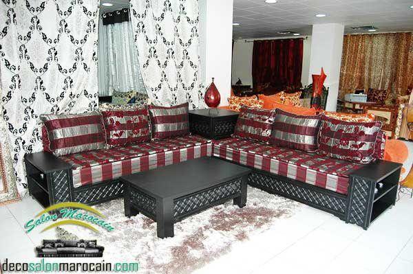 Salon marocain beldi 2016 - Salon marocain moderne 2014