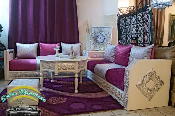 salon marocain moderne partir une version 2017 salon marocain moderne 2014. Black Bedroom Furniture Sets. Home Design Ideas